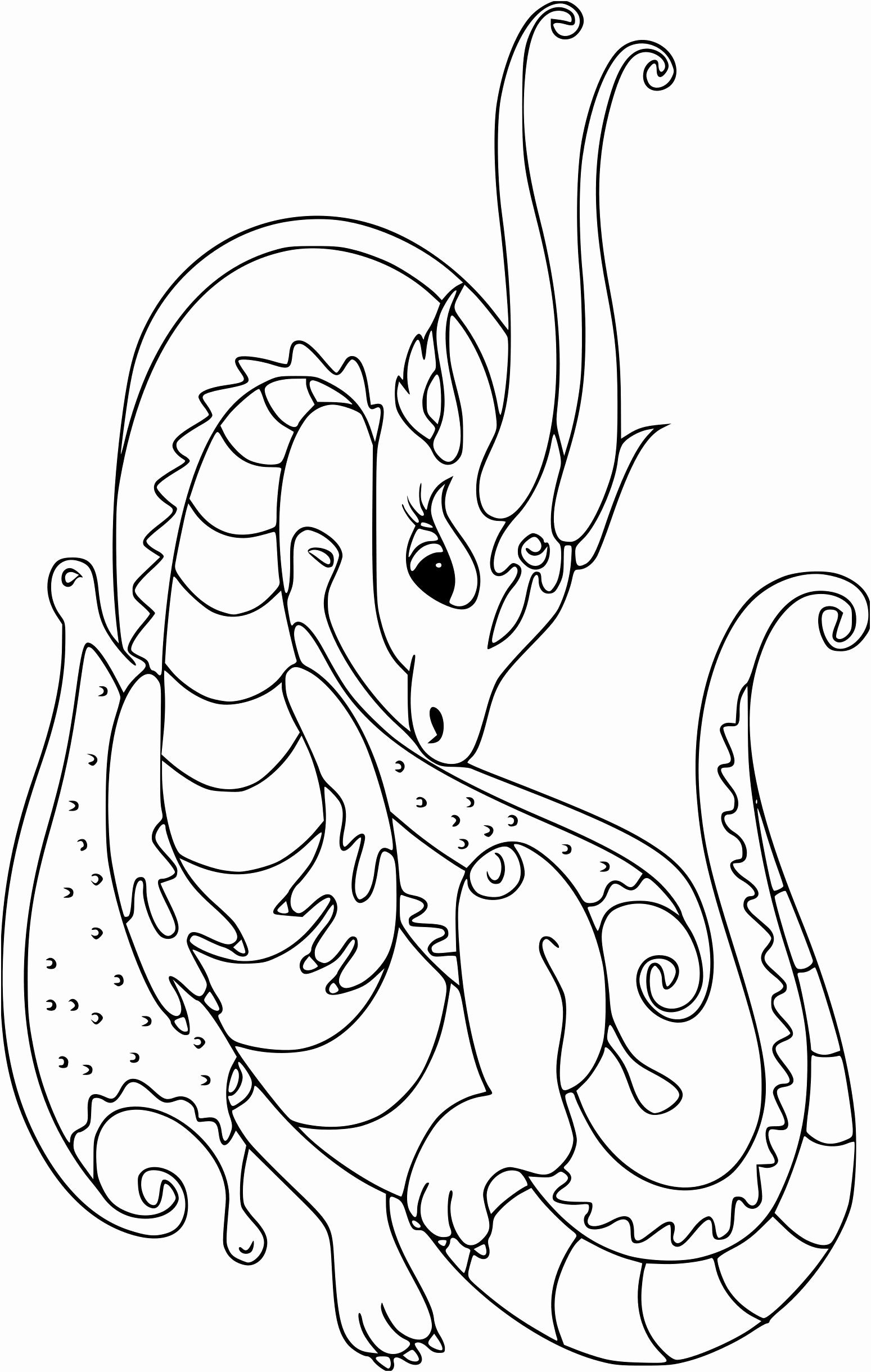 Dragon Coloring Pages For Kids Dragon Coloring Page Free Coloring Pages Coloring Pictures