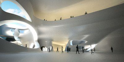 Regium Waterfront by Zaha Hadid Architects   Design Scene - Fashion, Photography, Style & Design
