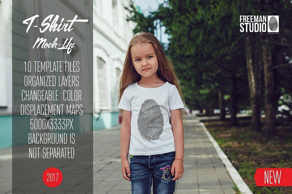 Download T Shirts Quotes Kids Tshirts Tshirt Mockup Mockup Free Psd