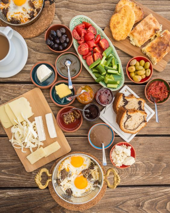 Everything You Need to Have the Perfect Turkish Breakfast - The Weary Chef