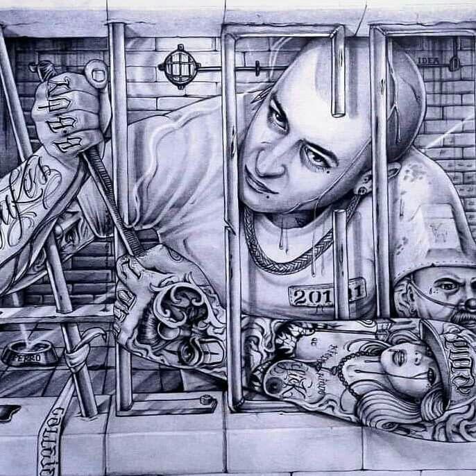 Картинки тюремный бардак