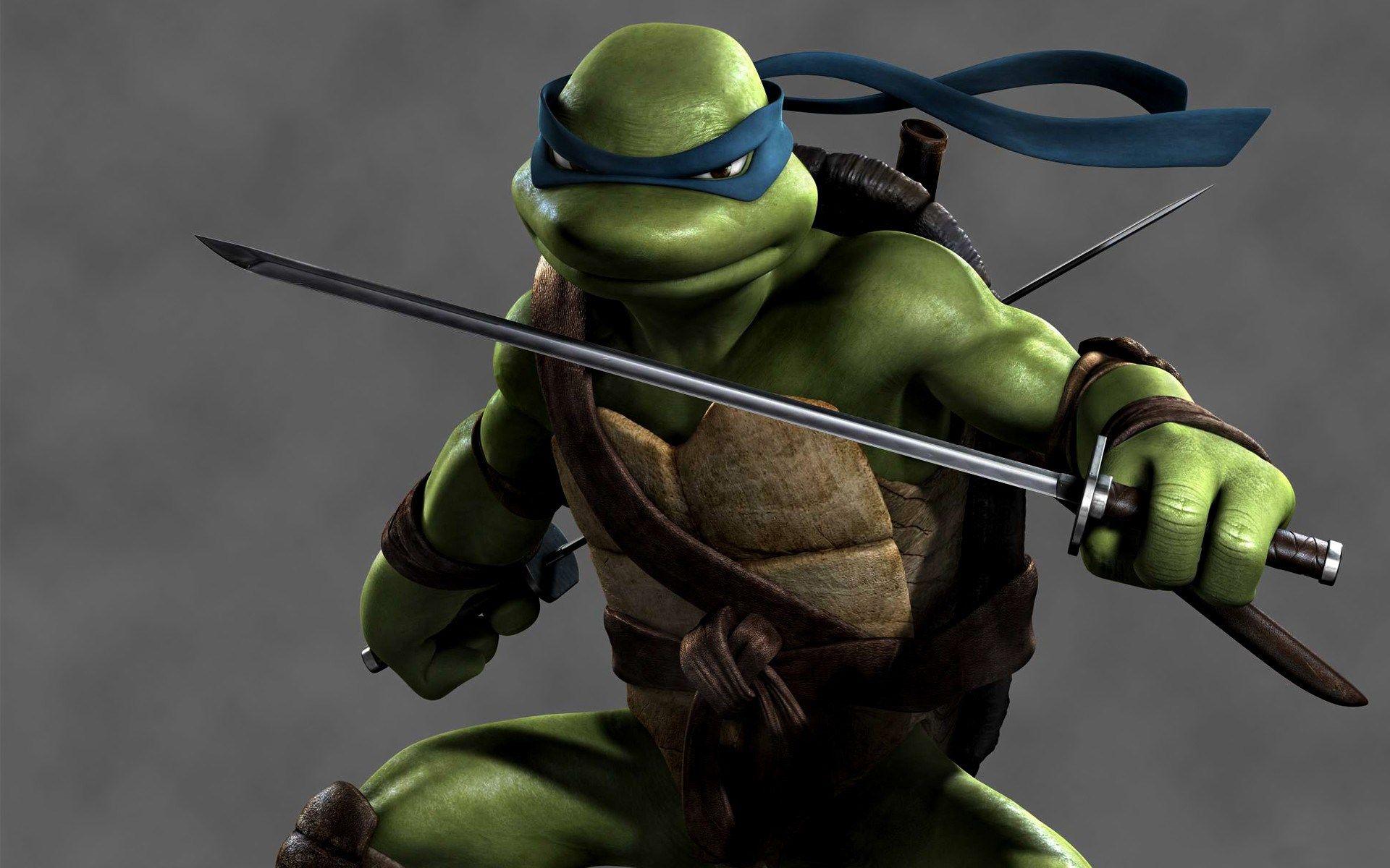X theme background image - Elford Hardman Ninja Turtles Theme Background Images 1920 X 1200 Px