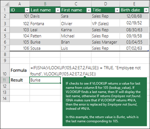 Vlookup Function Office Support Computer Technology Function Excel