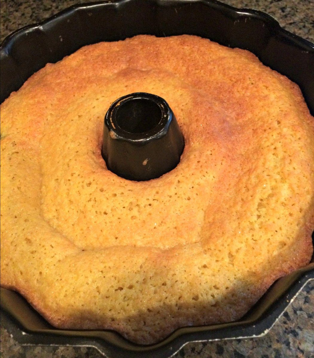 How to get a bundt cake out of the pan farm fresh for