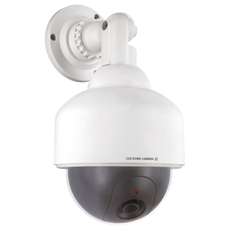 Caméra Factice Avec Led Clignotante Smartwares Cs88dfr En