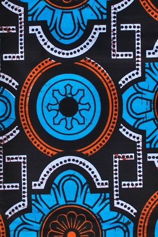 African Fabric prints