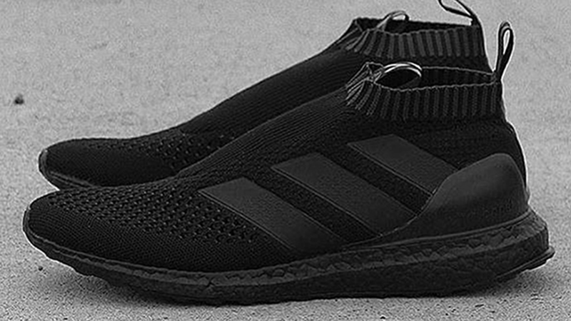 9bbe121f adidas ACE 16+ Pure Control Ultra Boost Triple Black | The Sole Supplier