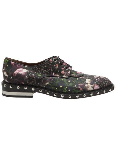 Shop GIVENCHY - floral brogue from Farfetch