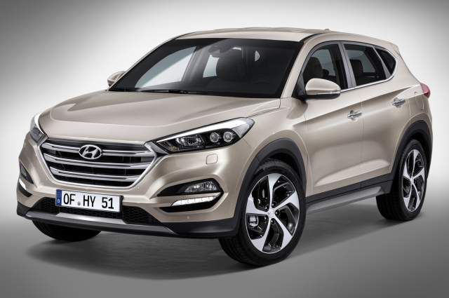2017 Hyundai Tucson Redesign Review And Price Http Www Autocarkr