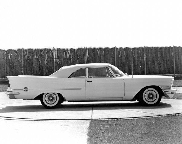 1957 Chrysler 300C Convertible Chrysler 300c, Chrysler