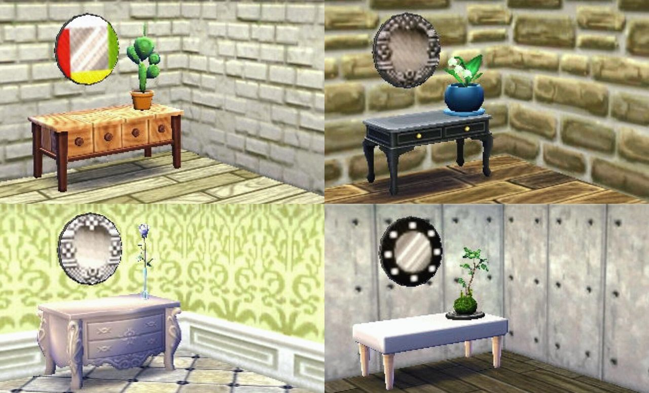 Kitchen Island Acnl acnl qr codes edition - omochi-ac: mirror qr codes✨ | happy home