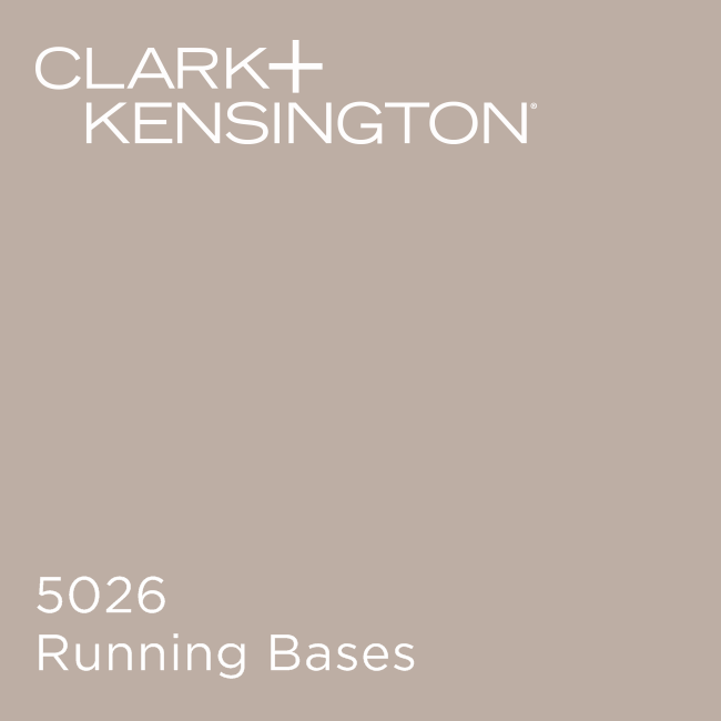 Running Bases by Clark+Kensington