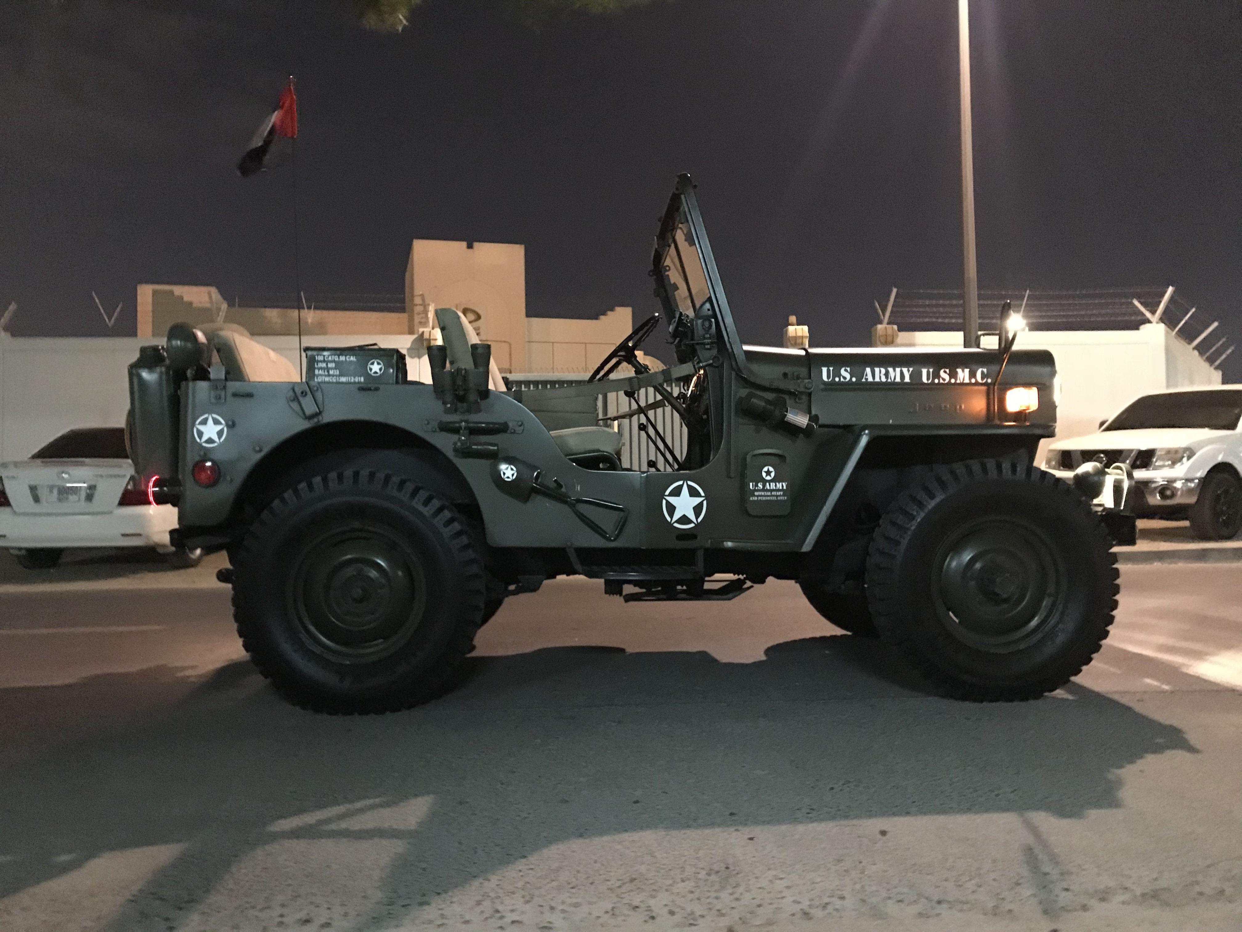 Pin By Willysdubai On Jeep Willys Dubai Willys Jeep Military Jeep Classic Jeeps