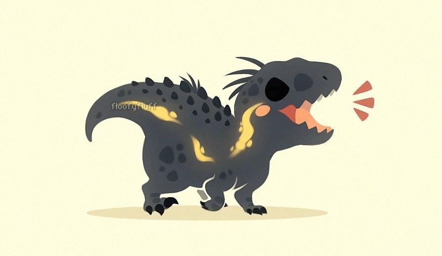 ☆apostelesma☆ #dinosaurart