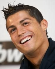Christiano Ronaldo--perfectly designed:)