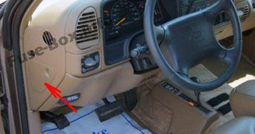 Chevrolet Suburban  Gmt400  1995