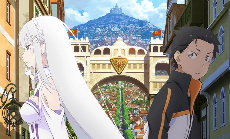 ReZero anime season 2 To Premiere April 2020. Anime