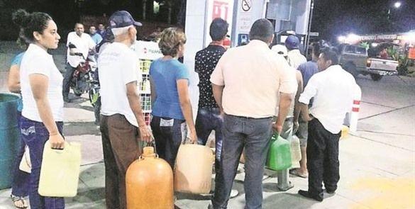 """Permitir paso en Chiapas, señal de """"buena voluntad"""": CNTE"""
