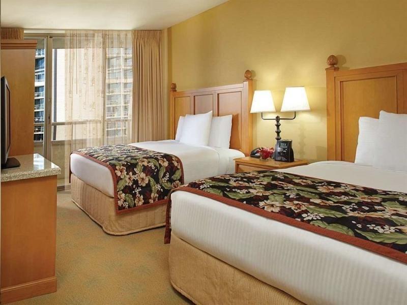 Embassy Suites Hotel Waikiki Beachwalk Oahu Hawaii United States Waikiki Hotels Hotel Embassy Suites