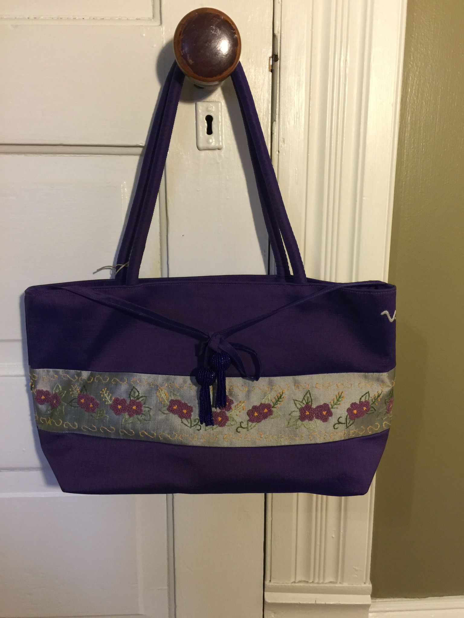 Claire V Clutches Silk Purses Handbags Hand Bags
