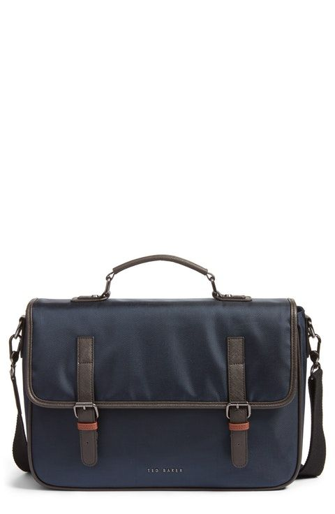 3a8cc8dadddf69 Ted Baker London Cattar Messenger Bag