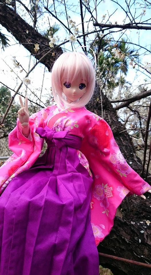 Smart Doll Mirai Suenaga by アズミ安曇