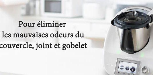 pour liminer les mauvaises odeurs du couvercle joint et gobelet astuces cuisine pinterest. Black Bedroom Furniture Sets. Home Design Ideas