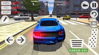 Game Extreme Car Driving Simulator Mod Money V4 02 Apk Best