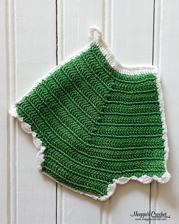 Brug dine underbukser som grydelapper😄 haha  crochet-vintage-potholder-maggiescrochet-maggie-weldon-dress- 005-optw