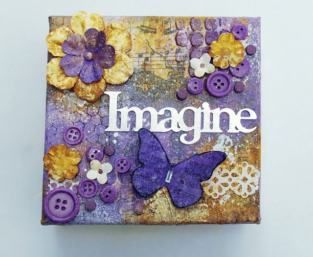imagine altered canvas