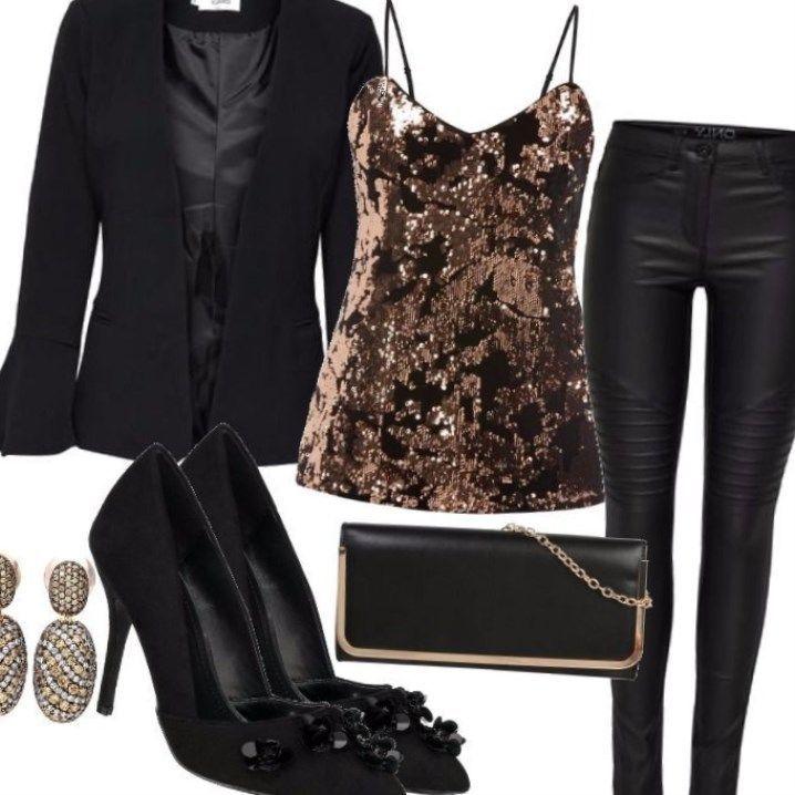 Casino Outfit Damen