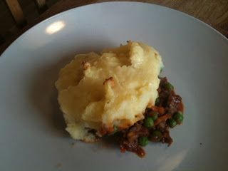 Billig og god middag: Shepherds Pie (Cottage Pie)