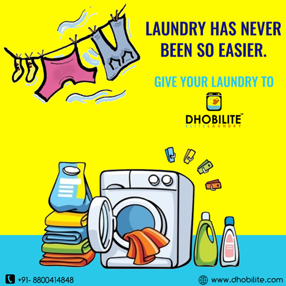 Get Your Clothes Washed And Ironed Free Pick Up And Drop Service