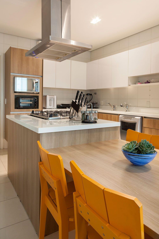 Open House Cozinha Cozinhas Pequenas E Arquitetura