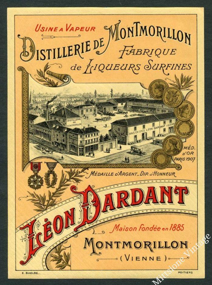 Vintage Wine Labels Art For The Bar Area Vintage Wine Label Antique Wine Labels Vintage French Posters