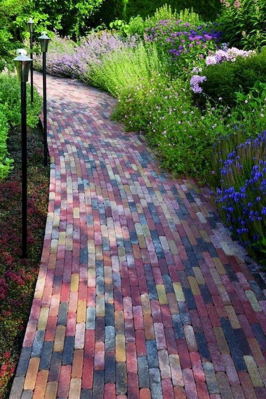 Photo of 50 Stunning DIY Garden Path and Walkways Design Ideas