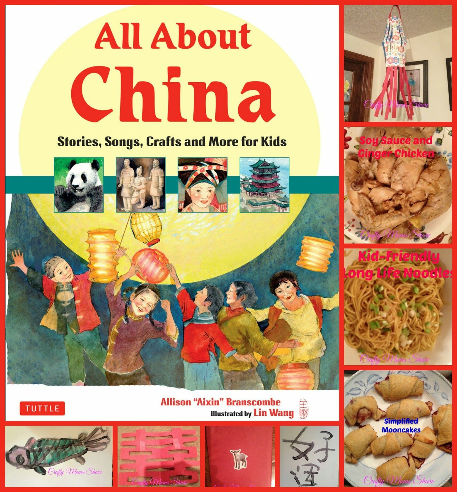 Multicultural Monday All About China Book Review