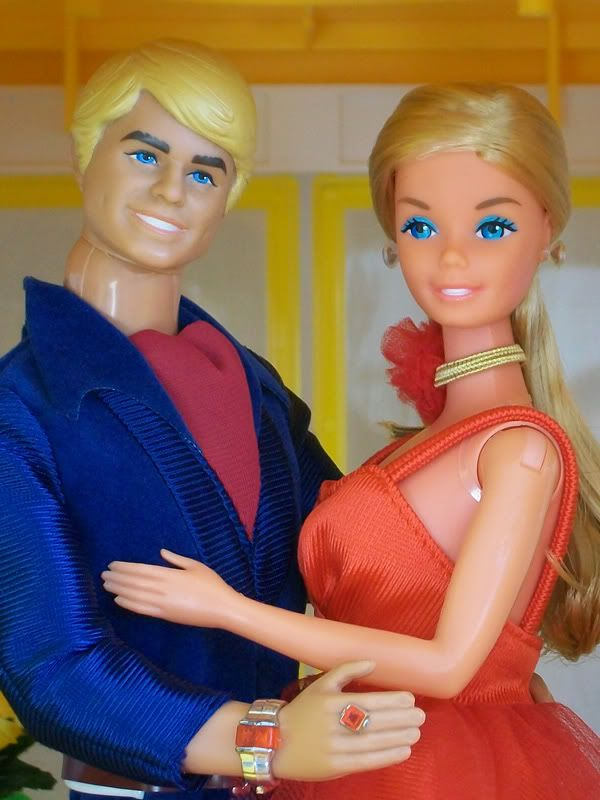 Superstar Ken & Barbie