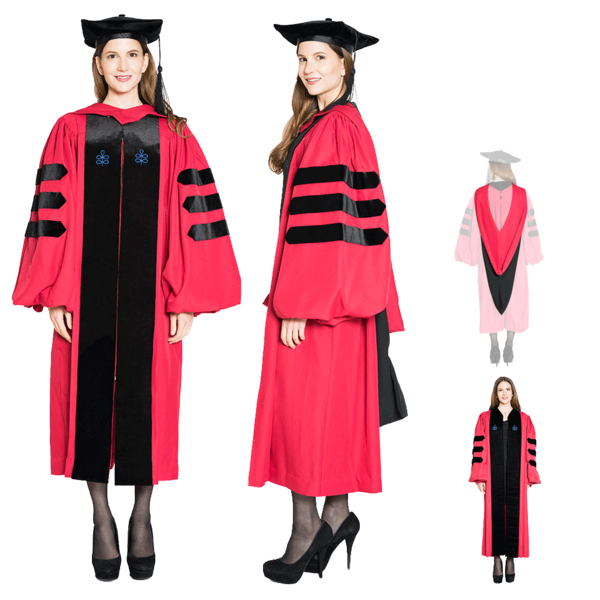 Buy phd cap and gown