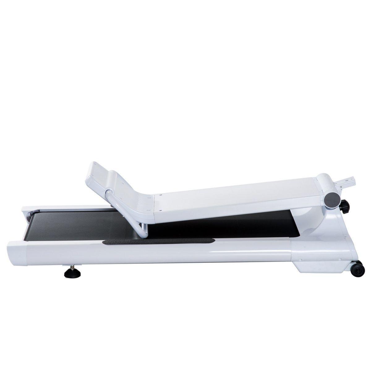 Tapis Roulant Electrique De Course Pliable Blanc Taille Tu