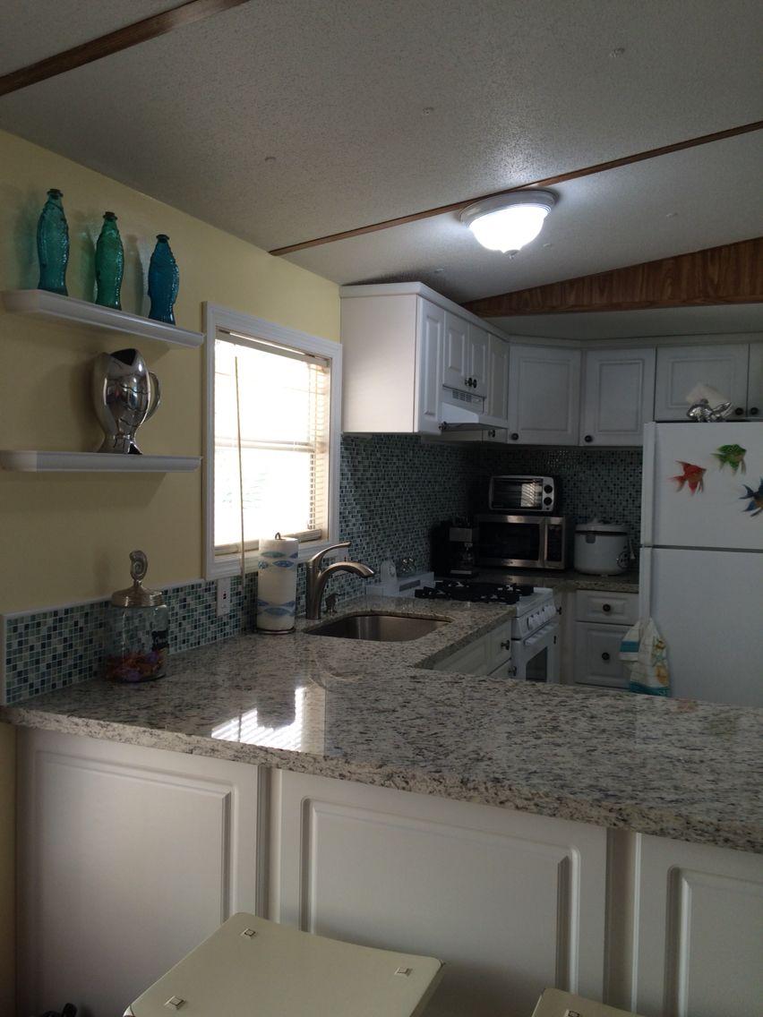My Beach House Kitchen In Key Largo Fl Beach House Kitchens Home Kitchens Kitchen