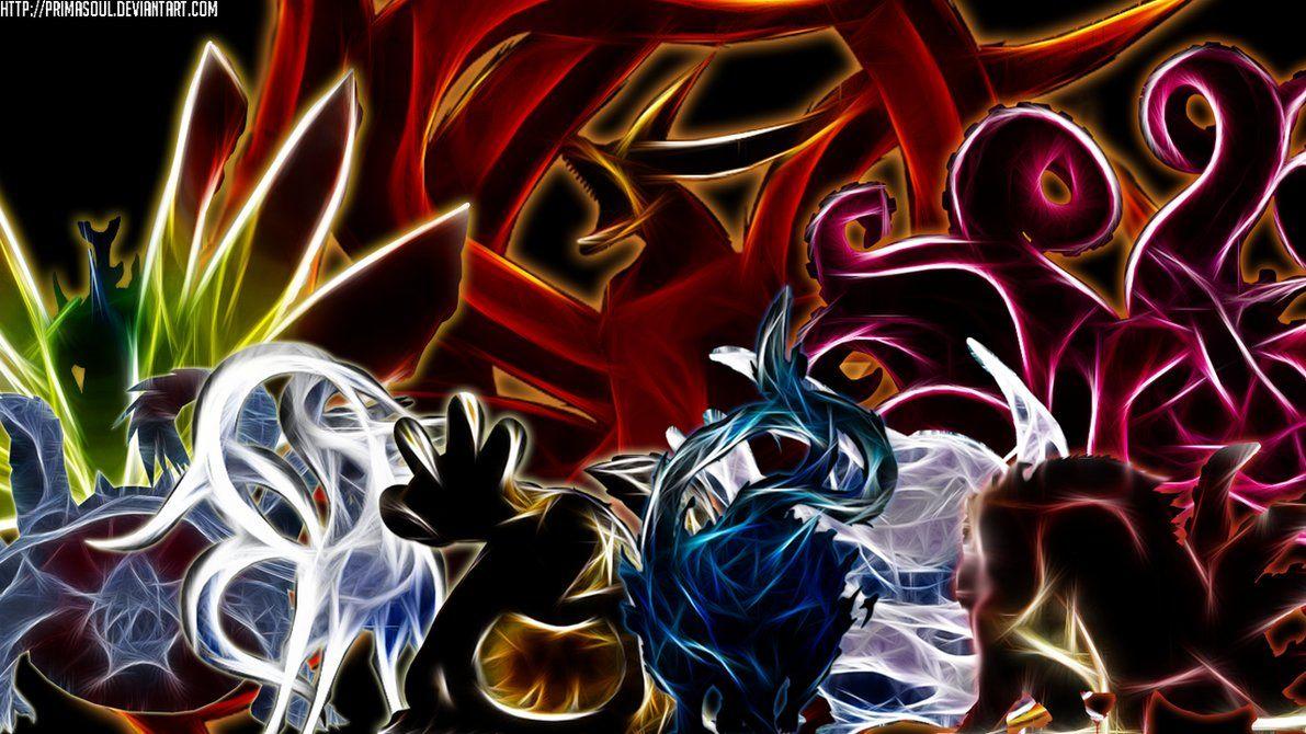 Similiar All Naruto 10 Tailed Beast Keywords Beast