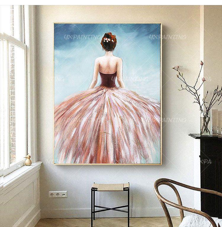 Modern Abstract art Acrylic Painting On Canvas original art | Etsy