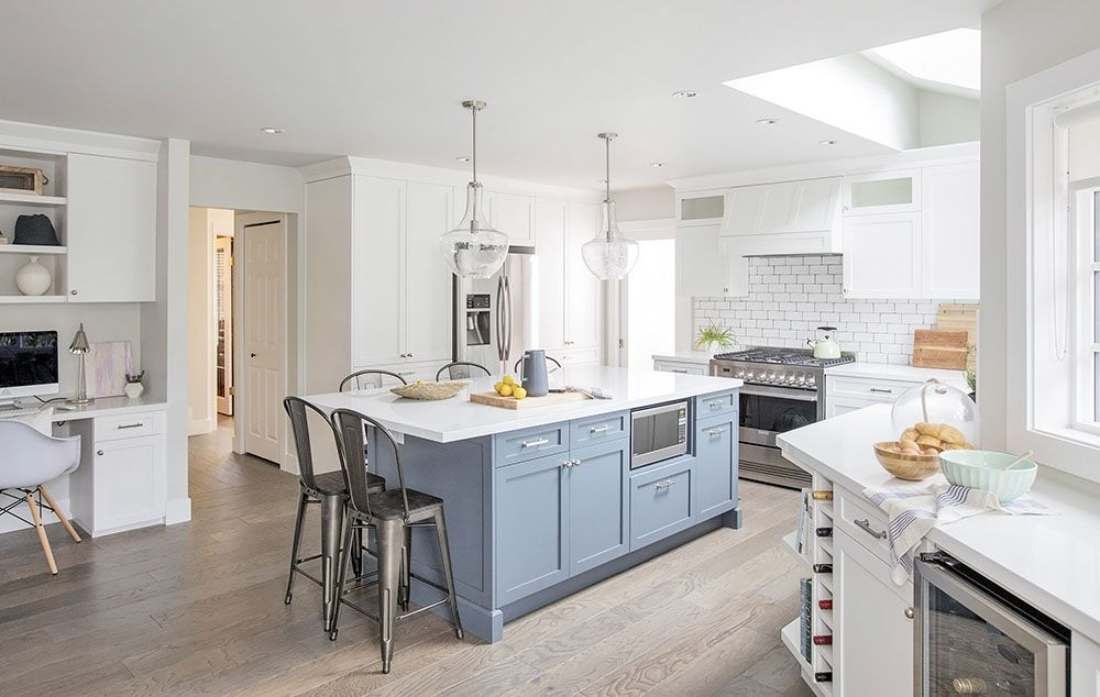 Love It Or List It Vancouver: Katie & Mark Kitchen | Love It or List ...