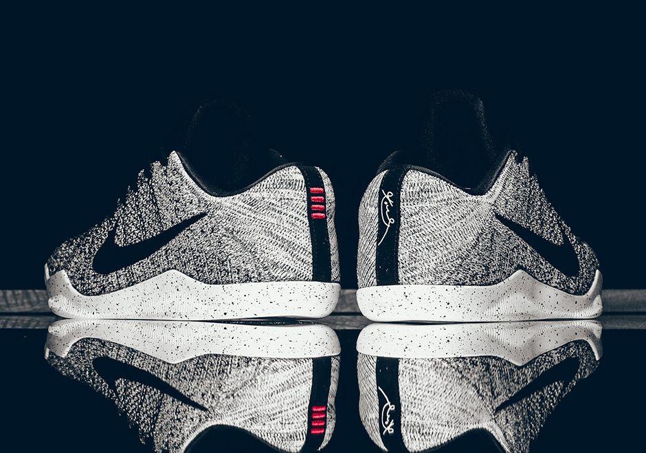 tambor Duquesa servilleta  Nike Kobe 11 Oreo Elite Release Date 822675-100 | SneakerNews.com | Kobe 11,  Kobe, Nike