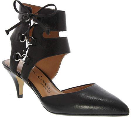 Nina Originals Francesa Ankle-Cuff Pump (Women's) NXpdyUr6