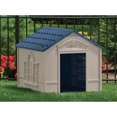Large Deluxe Dog House Home Depot Canada Large Dog House Outdoor Dog House Plastic Dog House