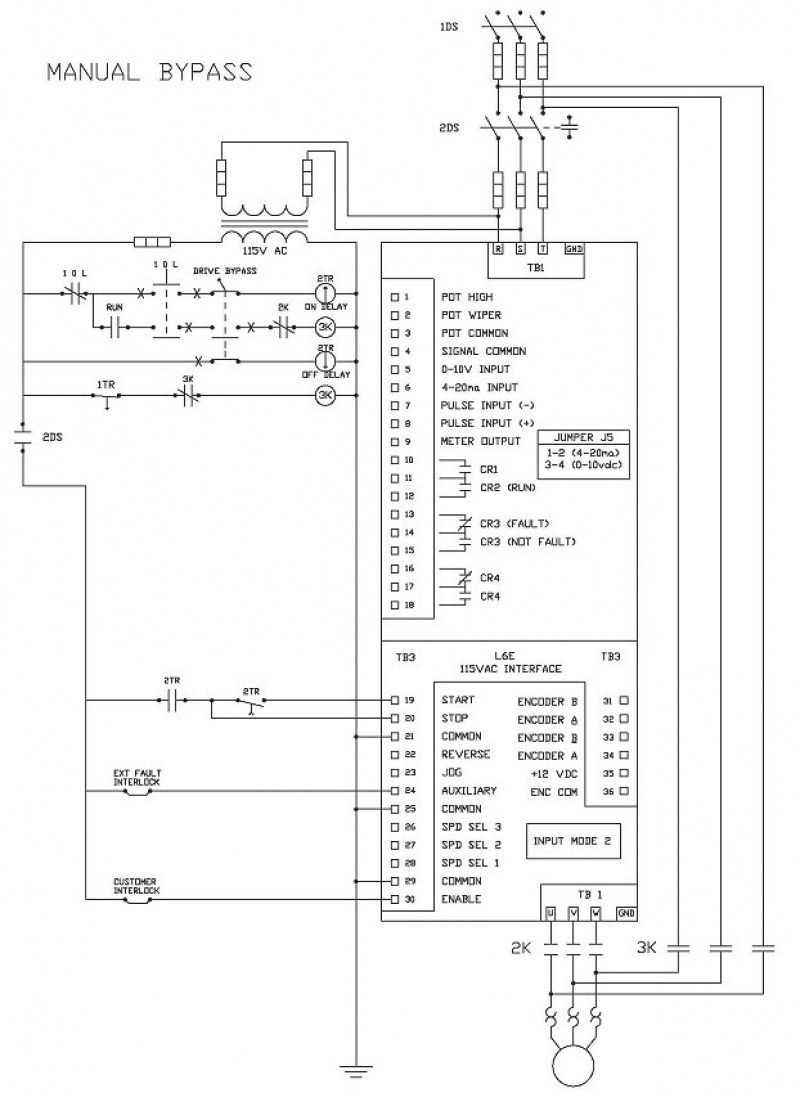 Vfd Wiring Diagram : wiring, diagram, Wiring, Diagram, Electrical, Diagram,