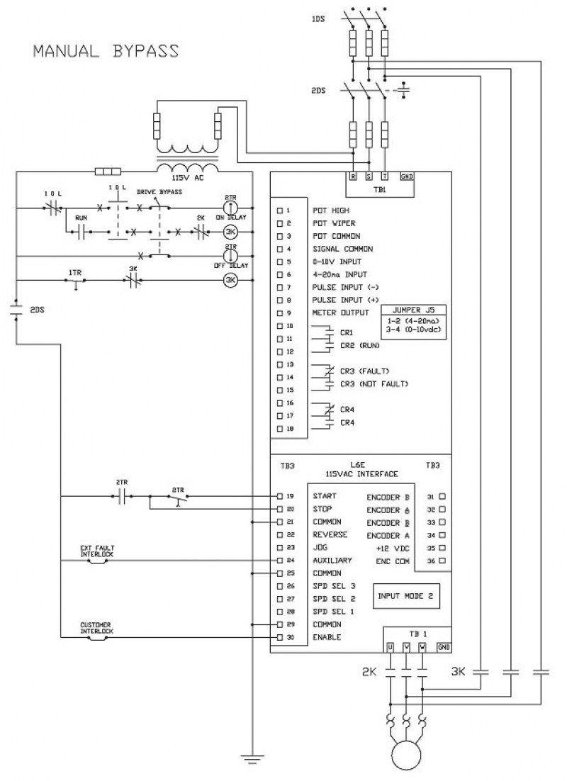 Vfd Wiring Diagram : wiring, diagram, Wiring, Diagram, Electrical, Diagram,