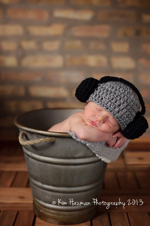 Baby Crochet DJ Headphones Music Beanie Hat | häkeln | Pinterest ...